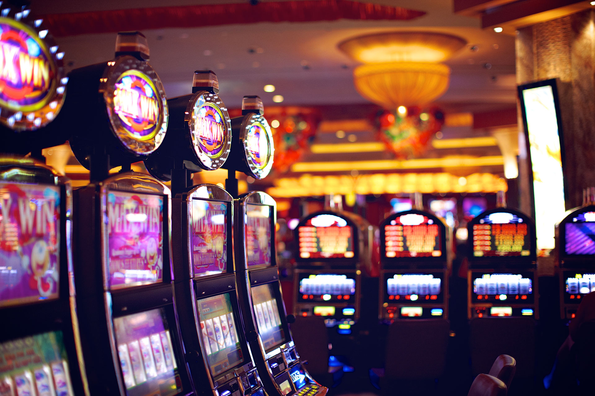 Clues To The Mystique Of Slots