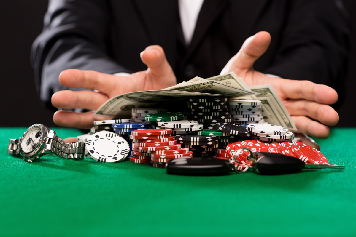 The Market Is Concerned with Casino