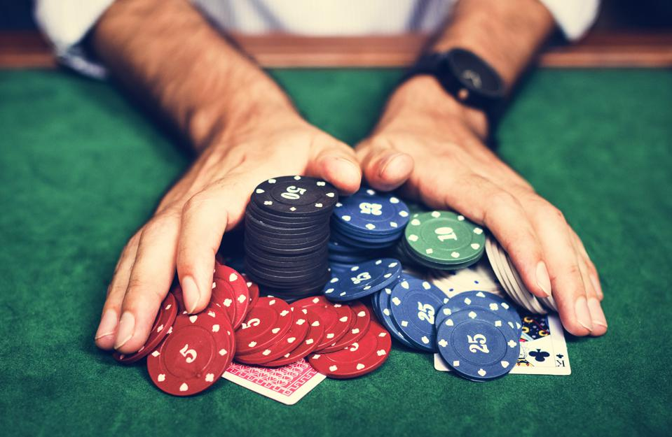 Why My Online Gambling Is healthier Than Yours